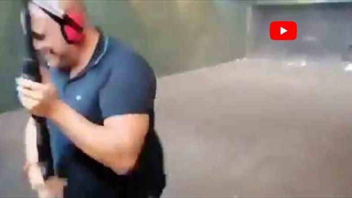 Interior investiga los disparos a dianas con fotos de Sánchez, Iglesias, Marlaska, Montero y Echenique