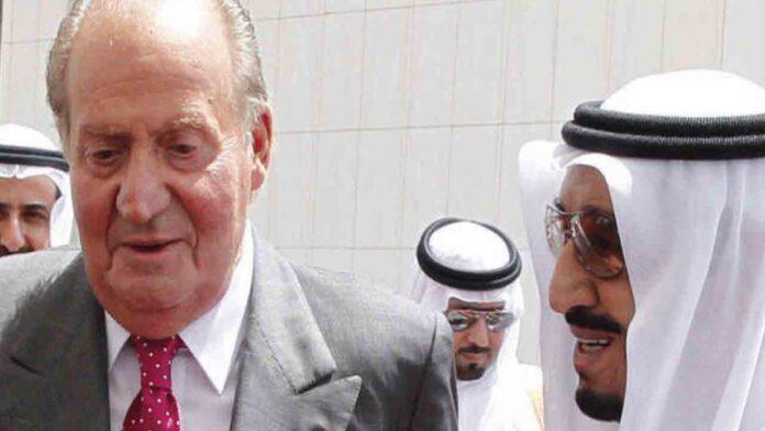La Fiscalía investigará a Juan Carlos por supuesta corrupción con el AVE a la Meca