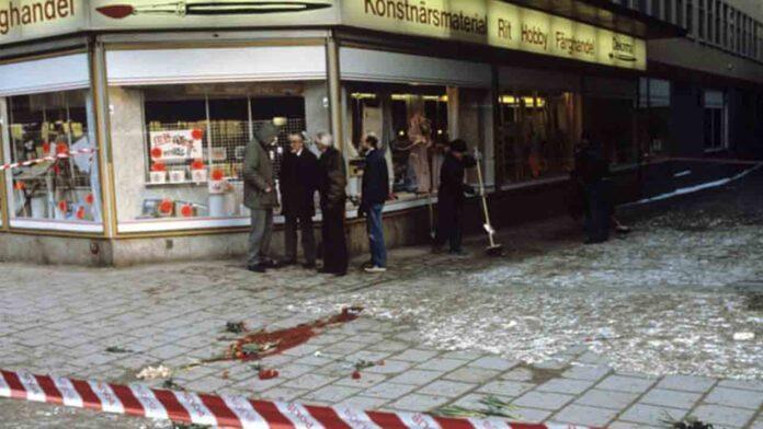 La fiscalía sueca indica quién fue el asesino del primer ministro Olof Palme