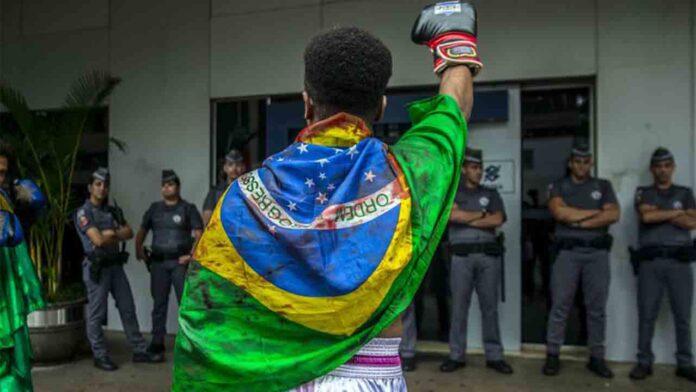 La violencia contra los negros en Estados Unidos y Brasil