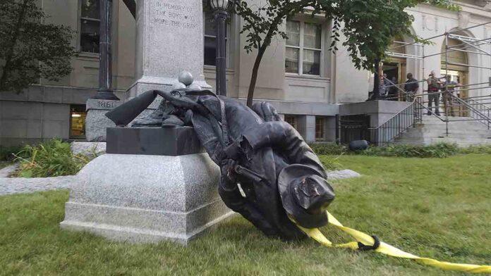 Mapa interactivo de los cientos de estatuas confederadas en Estados Unidos