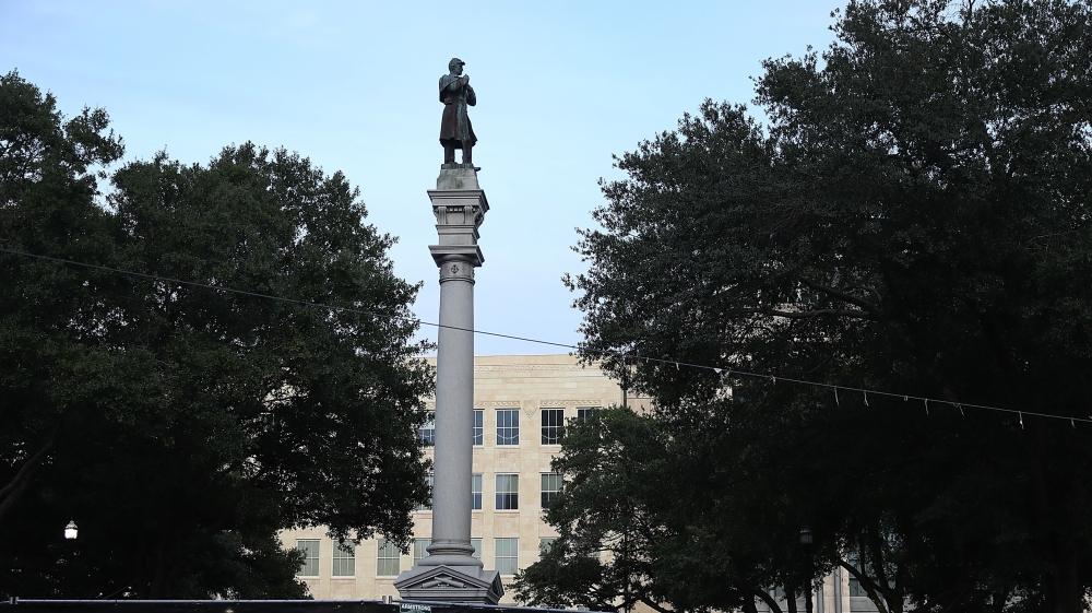 Monumento confederado Jacksonville Florida