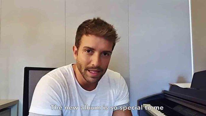 Pablo Alborán aparece como gay en un video: