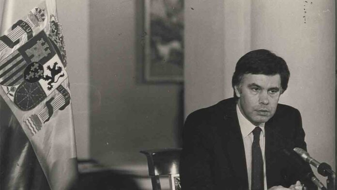 Piden una comisión de investigación en el Congreso sobre Felipe González y los GAL
