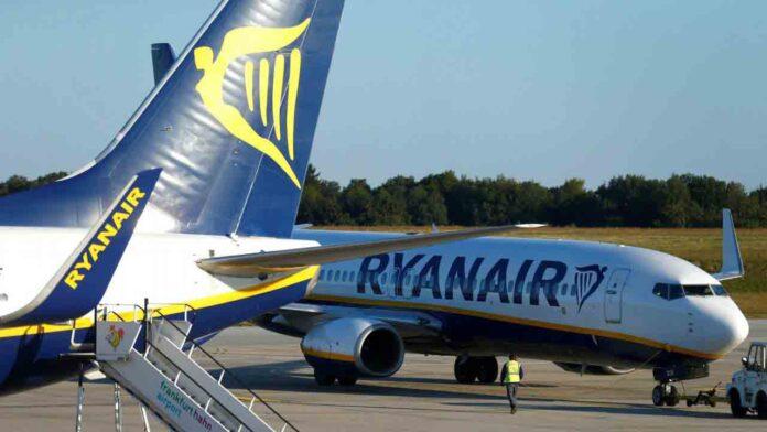 Ryanair planea operar más de 1.000 vuelos diarios desde el 1 de julio
