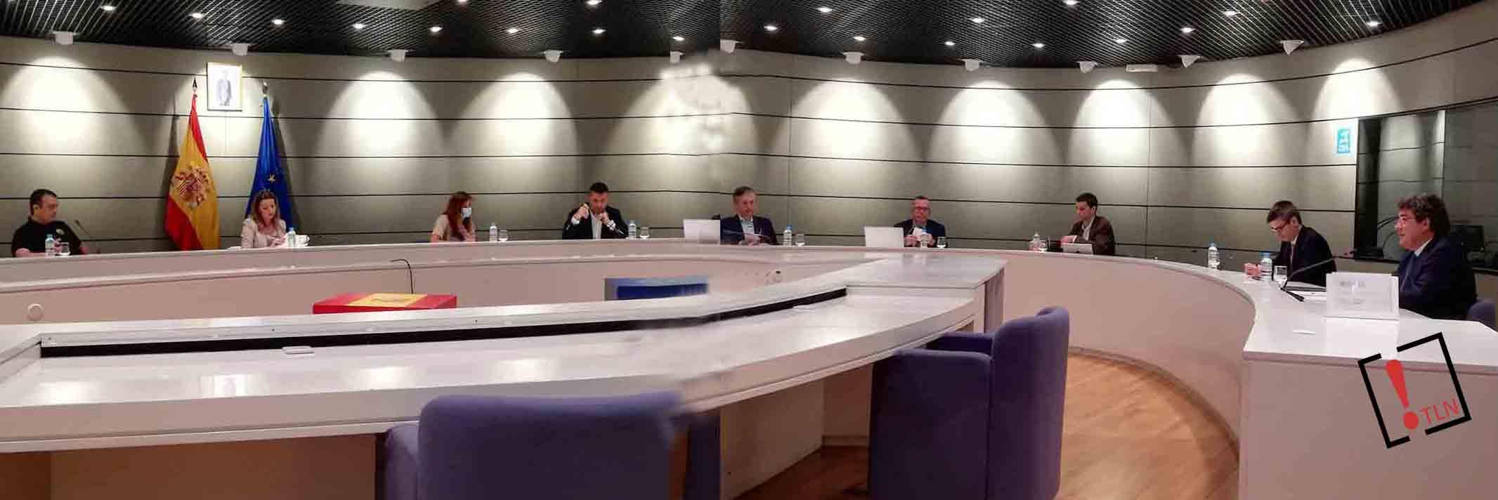 UATAE se reúne con el ministro Escrivá para prorrogar las ayudas por cese de actividad