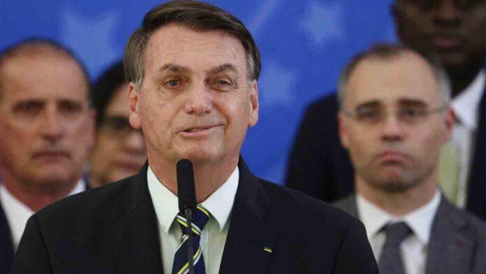 Un juez ordena a Bolsonaro que vuelva a publicar los datos del Covid-19