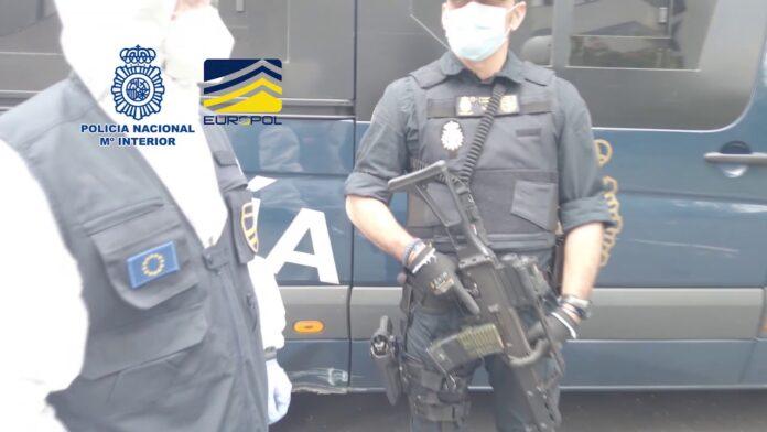 Detenido en Madrid un miembro del aparato financiero de DAESH