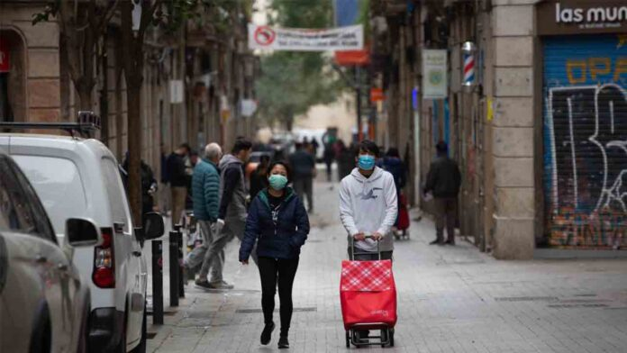 Actualización de los casos de Covid-19 detectados en Barcelona