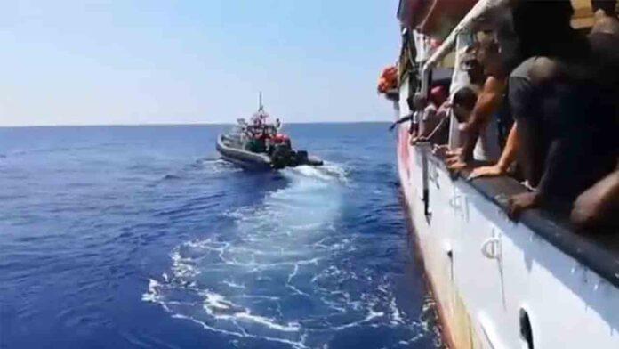 Alarm phone ha informado de dos barcos a la deriva en las costas de Malta