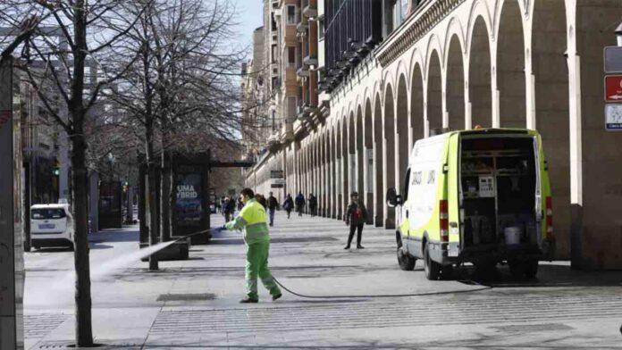 Aragón detecta 367 casos de Covid-19, con un descenso de 135 en 24 horas