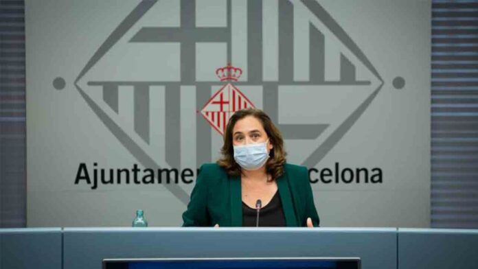Barcelona pide revisar el aforo de la familia real e investigar los casos de corrupción