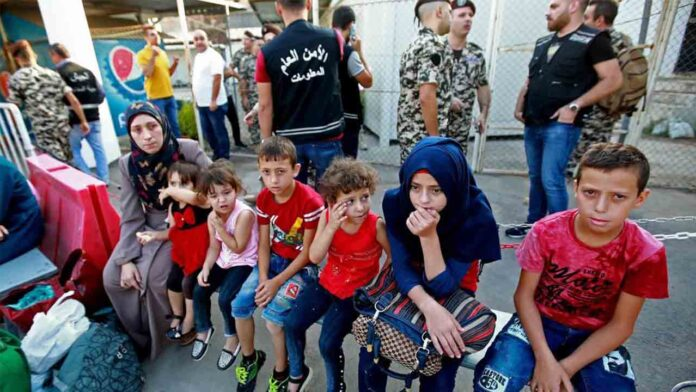 Cómo una generación de niños sirios en el Líbano fueron despojados de su educación