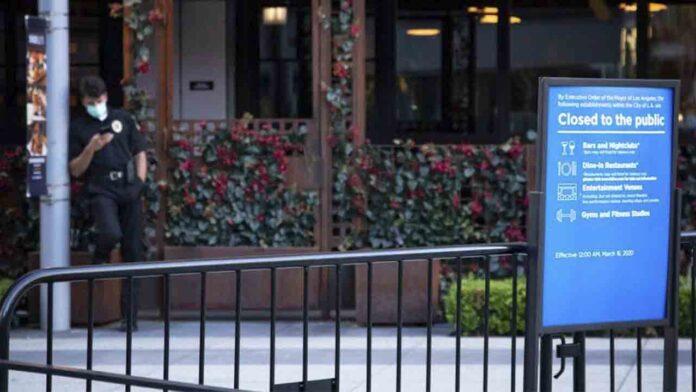 California cierra bares y restaurantes por el aumento de casos de coronavirus