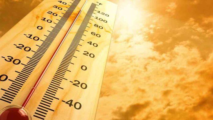 Cinco comunidades en alerta naranja por la subida de temperatura