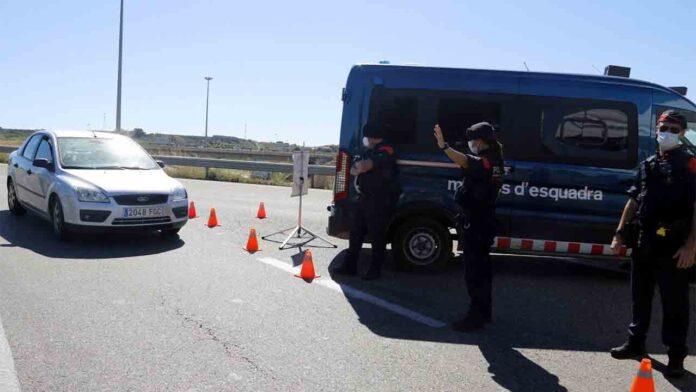 Confinamiento en Lleida: Multas para quien se salta la orden en el Segrià
