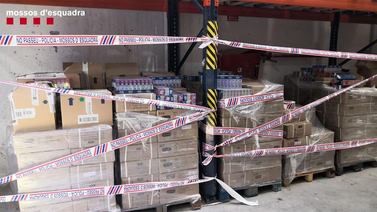 Distribuían preservativos falsos y sin marcaje de la CE