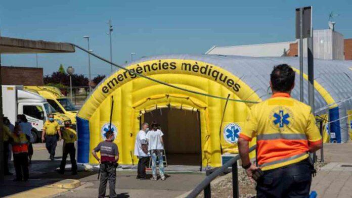 El Segrià necesita más sanitarios debido a la transmisión comunitaria