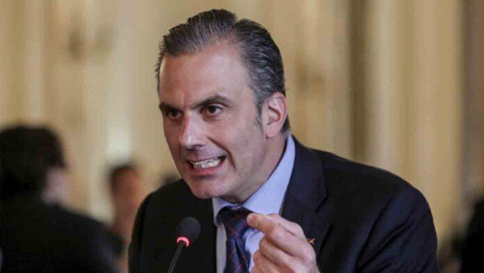 El fiscal ve delito de odio en Ortega Smith por su acusación a las Trece Rosas