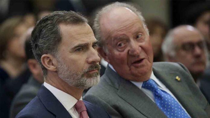 El rey emérito Juan Carlos I está cada vez más acorralado