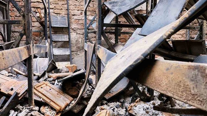 El segundo incendio en un museo brasileño en dos años reaviva la necesidad de reformas