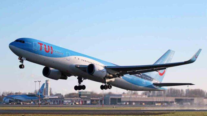El touroperador TUI cancela todos los vuelos de Reino Unido a España