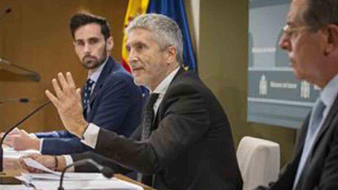 Grande-Marlaska presenta el nuevo protocolo de actuación frente a los delitos de odio