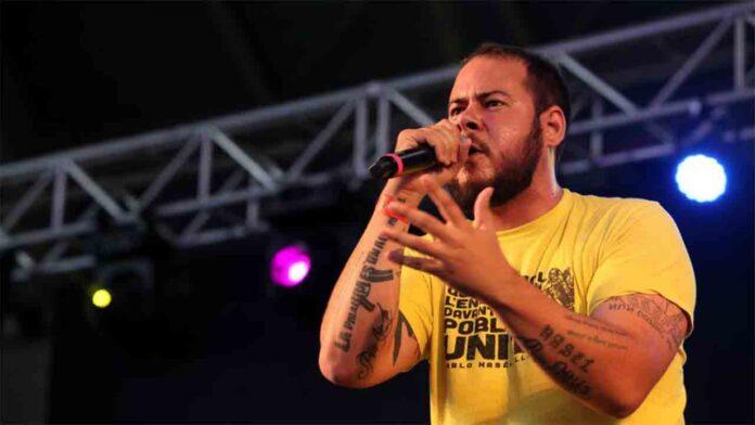 Hasél presenta un recurso al TC contra la condena por injurias a la corona