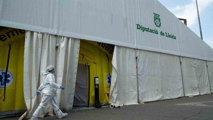 La Fiscalía de Lleida se opone a un nuevo confinamiento por el coronavirus