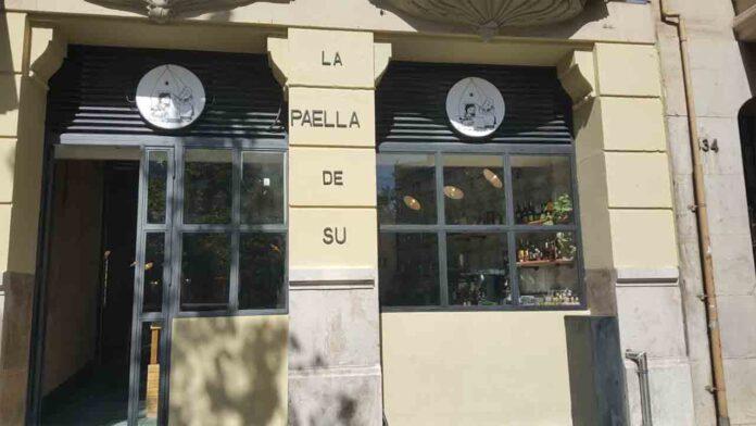 All i Pebre de Anguila de La Albufera, en el corazón de Barcelona