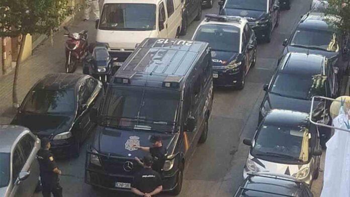 La Policía relaciona a la célula de Badalona con un yihadista fallecido en Siria