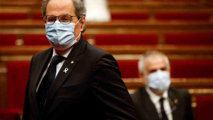 La gestión de la Generalitat sobre los brotes de coronavirus en Catalunya