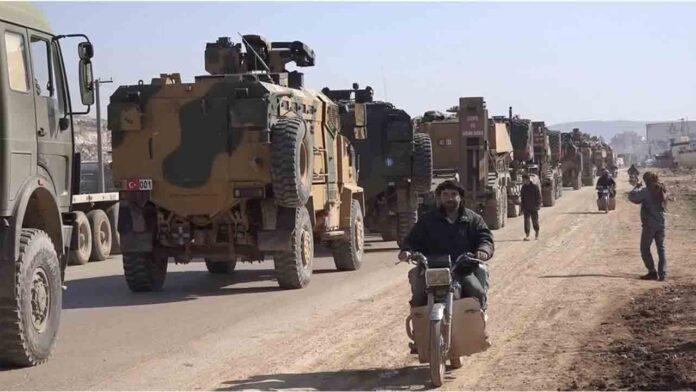 Las operaciones militares de Turquía son parte de una política de exterminio contra los kurdos