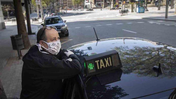 Los taxistas de Barcelona piden formalmente medidas excepcionales por el Covid
