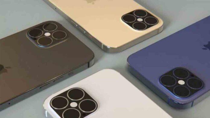 Novedades decepcionantes en el diseño del iPhone 12