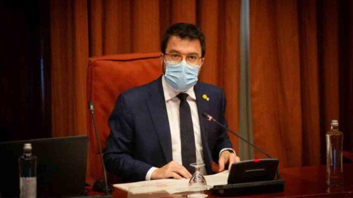 Pere Aragonès: