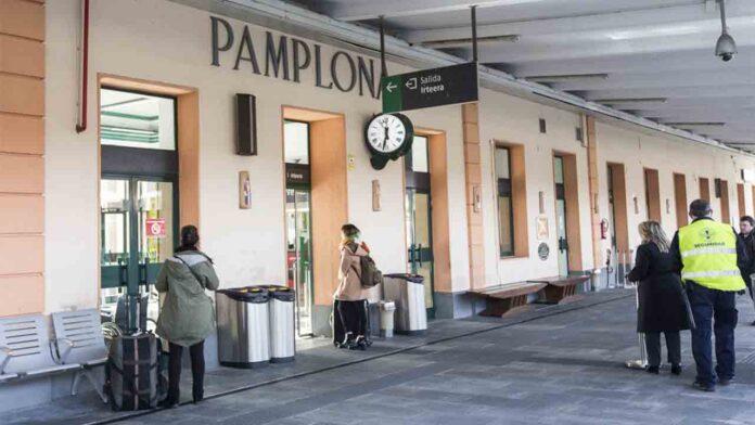 Renfe recupera una línea diaria Pamplona-Barcelona a partir de hoy