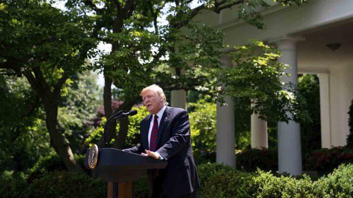 Trump anuncia nuevas sanciones contra China en medio de divagaciones