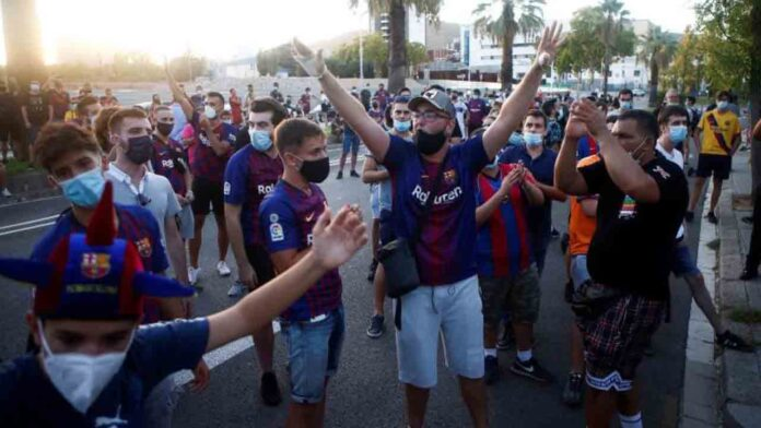 Bartomeu, dispuesto a dimitir si la decisión hace cambiar a Messi