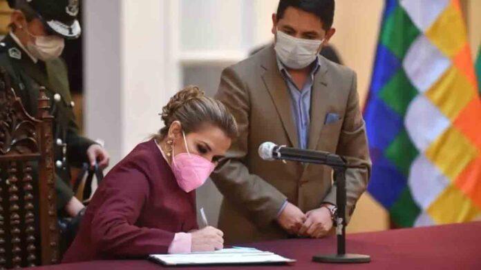 Bolivia pide a la empresa española GPA Innova que cancele el contrato de los respiradores