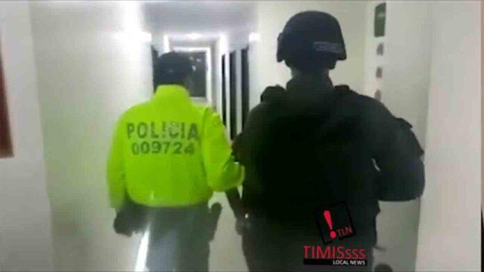 Capturan al peligroso sicario 'Tommy Masacre' en Colombia