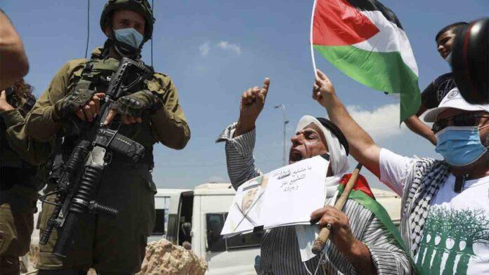 El DFLP condena el acuerdo entre Emiratos Árabes Unidos e Israel