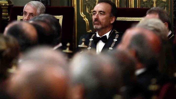 El Supremo designa a Marchena para decidir si admite la querella contra Juan Carlos I