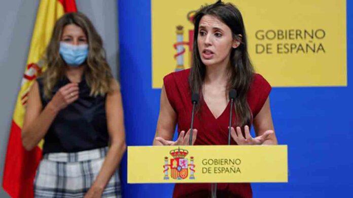 Irene Montero: Desconozco si ha habido negociación con la Casa Real