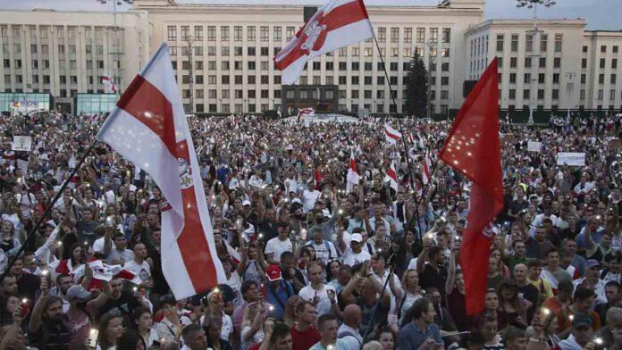La UE dice que no reconoce los resultados de las elecciones en Bielorrusia