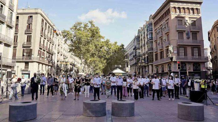 Los atentados de Barcelona y Cambrils del 17-A, tres años después