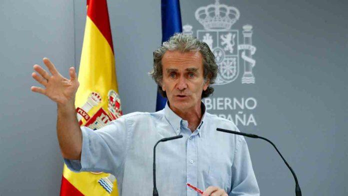 Simón advierte sobre las posibles medidas drásticas en Madrid si siguen subiendo los contagios