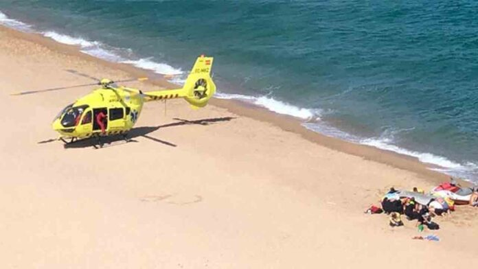 Un pez araña picó al chico de 16 años que murió en Playa de Aro cuando hacía snorkel