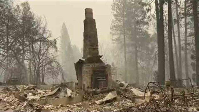 Aumenta el número de muertos en los incendios que arrasan la costa oeste de EE.UU.
