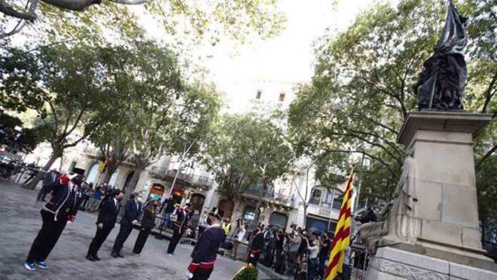 Catalunya celebra una Diada excepcional marcada por el coronavirus